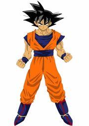 Son Goku 2