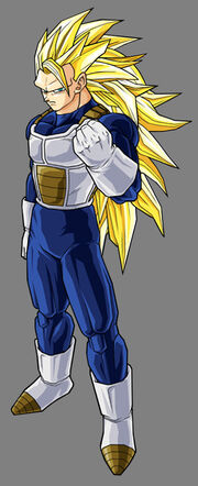 Trunks SSJ3 eins