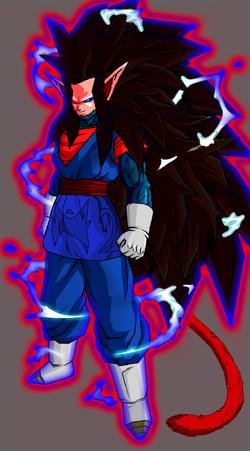 Vegeth super sayan 9 by anto97ism-d4czlfz