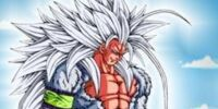 Super Saiyan 5 (Disaster GoOn)