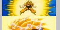 Super Saiyan 3 Power Up Card