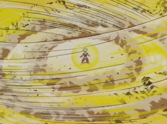 Gohan Teen Super Saiyan super 14