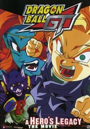 Dragon Ball Gt A Hero´s Legacy The Movie