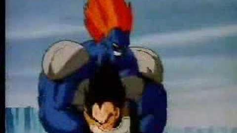 Dragon Ball Z AMV - Vegeta Tribute