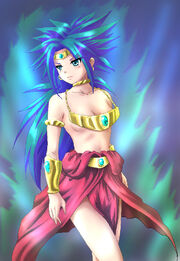 Broly's Wife