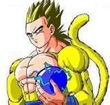 Ultimate Super Saiyan 4 Gohan