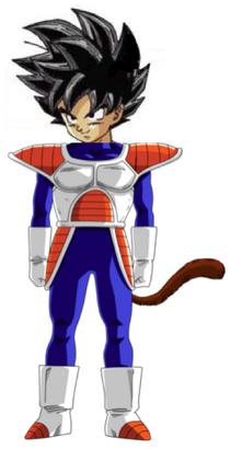 Saiyan armor hero by dbzfan300-d35dj2n