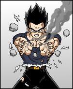 Dragon Ball Multiverse(Mystic Gohan) Frustration