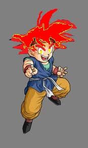 File:Kidflame as flame saiyan.jpg