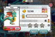 Adult naughty dragon