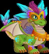 Carnival Dragon 2