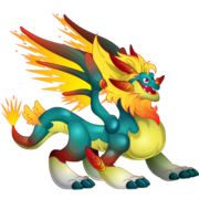 Glowppy Dragon (Ancient World) 2