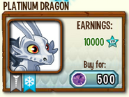 Platinum Dragon--