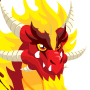 Pure Flame Dragon m3