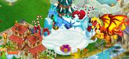 Santa habitat magic