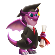Graduation Dragon 3