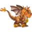 Zodiac Leo Dragon 3