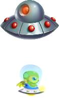 Alien Invasion Space Trip Minion3