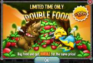 Double Food