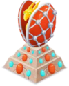 Luxury Egg Statue