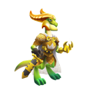 Golden Hand Dragon 3