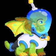 Mars Dragon 2