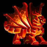 Magma Dragon 3