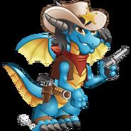 Sheriff Dragon 2