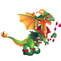 Xmas Elf Dragon 3