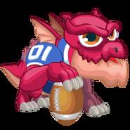 Super Bowl Dragon 1