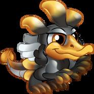 Black Swan Dragon 1