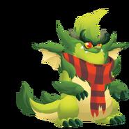 Grinchy Dragon 2