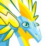 Fluorescent Dragon m3