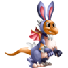 Bunny Dragon 2
