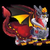 Hearts Queen Dragon 3