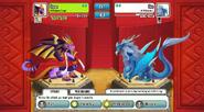 Queen Dragon-Fighting