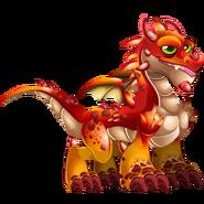 Spiky Dragon 2
