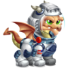 Astronaut Dragon 2