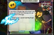 Lightning again market