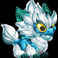 Mystic Blizzard Dragon 1