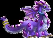 Amethyst Dragon 3