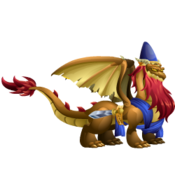 King Solomon Dragon 3