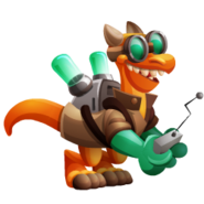 Kooky Dragon 3