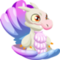 Seashell Dragon 1