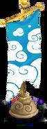Cloud Flag