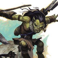 Inimigo - Goblin Arqueiro