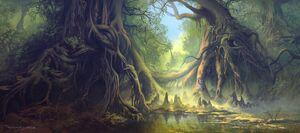 Bosque de marfim