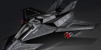 Caça Stealth RKV2