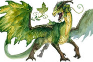 NPC - Lyvox Dragon