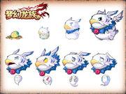 Dragonica pet mount08